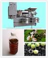 eficiente la producción de aceite de semilla de tung de aceite extractor