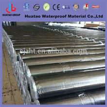 Polyurethane tunnel membrane waterproofing