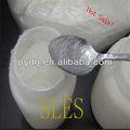 Yüksek kaliteli sodyum lauril eter sülfat SLES 68585-34-2