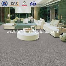 Huguang 05, Grey cut pile carpet for living room, 100% PP twist tufted carpet