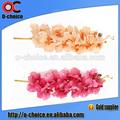 toptan düğün dekorasyoniçin suni lateks çiçekler orkide