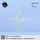 5ml plastic atomizer glass bottle heart shape printing