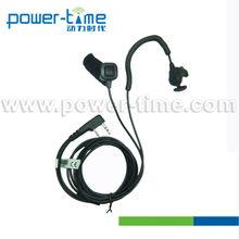 Microphone jack speaker PTT/VOX 2 way communication headset for Vertex two way radios(PTE-540)