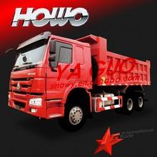 Howo7 336HP 10-WHEELER 6 x 4 EURO3 22 CUBIC ISUZU camión volquete ( ZZ3257N4647C )