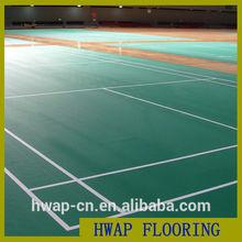 Economic badminton sports litchi pattern flooring