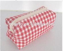 popular canvas fabric pen bag