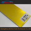 1.52*20m self adhesive roll matte chrome gold car wrap vinyl