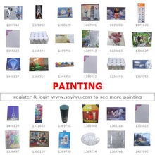 GLITTER WALL ART : One Stop Sourcing from China : Yiwu Market for Craft&Painting