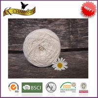 undyed high bulk 100% wool knitting yarn wholesale
