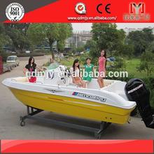 3m 4m CE certification aluminum boat with Yamaha SUZUKI Engine