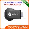 Hot Sale wifi display miracast dongle ezcast M2 EZ cast chromecast