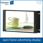 10 inch point of sale mounted open frame lcd video monitor