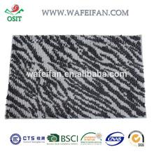 microfiber fashion show promotion floor mat