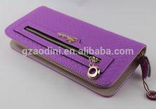 women gender and smart wallet purse