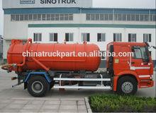 vácuo 8m3 caminhãodesucçãodeáguadeesgoto a preço barato com boa qualidade