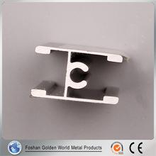 High Corrosion Resistance Bedroom Door Triangle Aluminium Extrusion Profiles