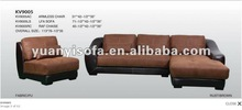 LIVING SOFA SETS CORNER SOFA WITH CHAISE YL1905 L SHAPE