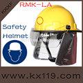 Haute résistance aux chocs de haute qualité solaire casque de soudage pour pompiers
