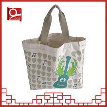 China Wholesale Custom cotton beach bag
