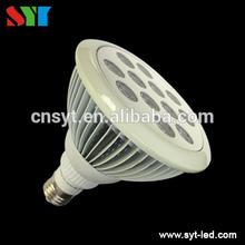 2014 china hotsale ce rohs saa 24W LED Spotlight Par38 light aluminum cast