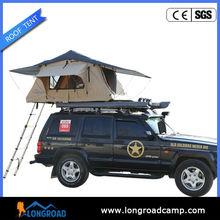 Durable camping waterproof 4x4 top tent camper