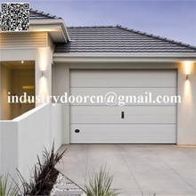 ISO SGS Certificated sectional garage door/roller garage door/garage door window inserts