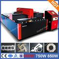 Yag laser máquina de corte de metal
