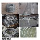 Concertina razor wire/Galvanized razor barbed wire BTO CBT (Skype:factory-manager01)