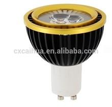 par20 3*2W high power led bulb CE/ROHS passed gu10 base