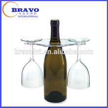 simplified wine glass hanging rack