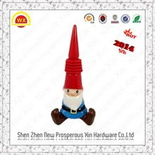 Wholesale various colors plated cemetery decorations