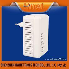 500Mbps Power Line Communication wireless powerline adapter wifi expander