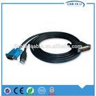 vga cable dvi m to vga and usb 2.0 m cable vga ribbon cable