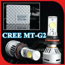 Car LED 3200 Lumen LED Headlight DC 12 Volt 35W High Power H4 H7 H8 H10
