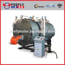 Oil /gas fired steam boiler price