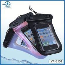 China wholesale neon tpu waterproof case for samsung