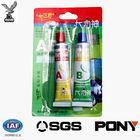 Genuine kafuter 80g Transparent AB glue Powerful Metal Green red plastic modified acrylic adhesive