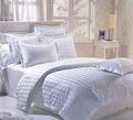 Profesyonel fabrika satış! Pamuklu düz jakarlı otel yatak ve otel havlu ve çarşaf