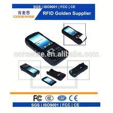 Hot Sale Wireless GPRS Handheld Biometric pos terminals with printer (CP810)