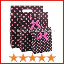 Cute paper carrier bag,paper bags