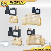 0927 NBR diaphragm cng gasoline solenoid valve 110v