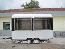 food cart of Swiss Beef Steak /food truck/fast food van