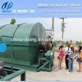 Catalyseur spécial des déchets de recyclage des pneus à l'huile végétale étant respectueux de l'environnement