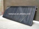 High quality split pressurized flat plate solar collector for Australia