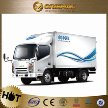 JAC N-Series container 10t small delivery truck