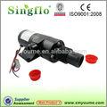 Singflo 49.2 12v lpm de cc de la bomba baño/12v hidráulico de la bomba/12v macerador bomba