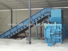 hydraulic press balers machine with heavy duty close-gate for cardboard,plastic