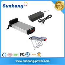 customized deep cycle rechargeable electric vehicle battery 48v 20Ah
