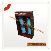 Customize plexiglass display cases e-liquid display case