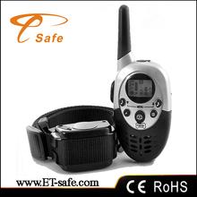 animal training collar New charging of dog training unit vibration and shock dog training collar